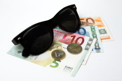 Black Money Royalty Free Stock Images