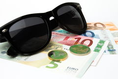 Black Money Royalty Free Stock Image