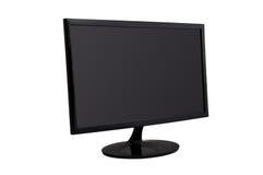 Black  monitor Royalty Free Stock Photo