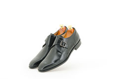 Black monk strap royalty free stock photos