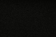 Black monotone grain texture. Royalty Free Stock Photography