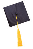 Black Mortarboard royalty free stock photography