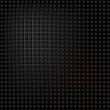 Black mosaik Stock Photo