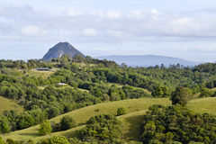 Black Mountain 6. Black Mountain, Sunshine Coast, Queensland, Australia Stock Images