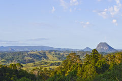 Black Mountain 9. Black Mountain, Sunshine Coast, Queensland, Australia Stock Photo