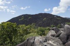 Black Mountains, Cooktown, Australia Royalty Free Stock Images