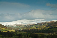 Black Mountains, Wales Royalty Free Stock Photography
