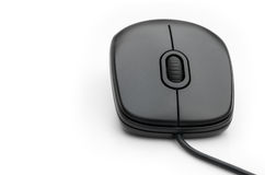 Black mouse Stock Photos