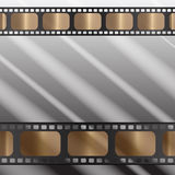 The black movie Royalty Free Stock Photo