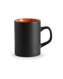 Black Mug Royalty Free Stock Photography