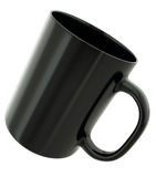 Black mug Stock Images