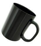 Black mug Stock Images