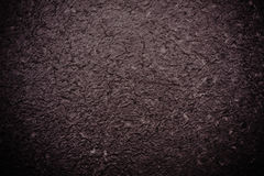 Black mulberry paper texture Stock Photography