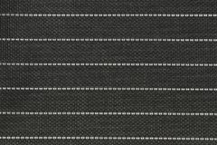 Black Napery and White dots line for background. Black Napery and White dots line use for background stock photography