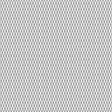 Black net. Black patterned net lace on white background stock illustration