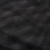 Black netting cloth material fragment Stock Photo