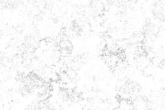 Black noise on a white background. Dark texture of  dots and granules royalty free stock photography