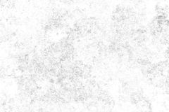 Black noise on a white background. Dark texture of  dots and granules royalty free stock photo