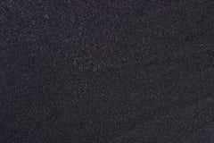 Black nonwoven fabric background Royalty Free Stock Photo