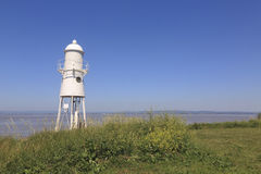 Black Nore lighthouse,Somerset Stock Images