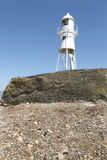 Black Nore lighthouse,Somerset Stock Photos