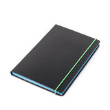 Black note book  Stock Photo
