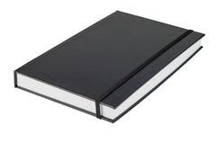 Black note book Stock Photos