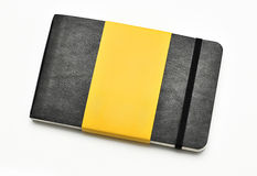 Black notebook Stock Photos