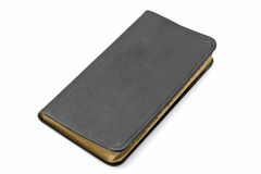 Black Notebook Royalty Free Stock Photography