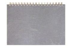 Black notebook Royalty Free Stock Image