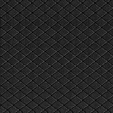 Black Nylon Fabric Background Texture, Large Detailed Textured Macro Closeup Pattern, Textile Copy Space Royalty Free Stock Photos