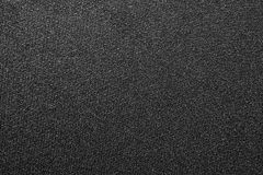 Black nylon fabric Royalty Free Stock Photography
