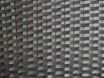 Black nylon mesh texture. Macro shot of black nylon mesh fabric Stock Images