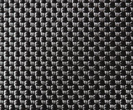 Black nylon woven Royalty Free Stock Photos