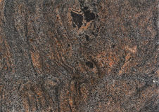 Black och Brown marmorerar bakgrund Arkivfoton