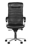 Black office armchair Royalty Free Stock Photography