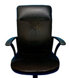 Black office chair Stock Photography