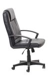 Black office  chair Royalty Free Stock Photos