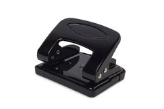 Black office hole punch Stock Images