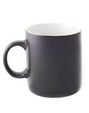 Black office mug Stock Images