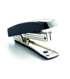 Black office stapler Stock Image