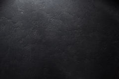 Black old  wall background Stock Photography