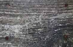 Black old wood board Stock Photo