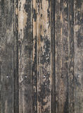 Black old wood background Royalty Free Stock Photography