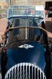 Black oldtimer car Stock Photos