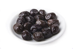 Black Olive Fruits Stock Photos