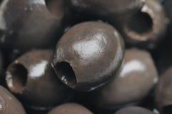 Black olives. Royalty Free Stock Photography