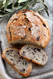 Black Olives Bread Stock Images