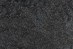 Black ornamental fabric with sparkles Royalty Free Stock Image