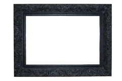 Black Ornate Frame Royalty Free Stock Photos